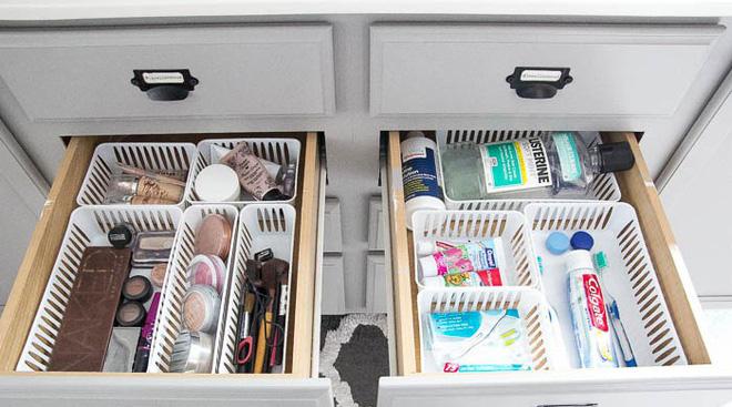 Để không gian phòng tắm gọn gàng bạn cần ngay 9 bí kíp sắp xếp đồ tiện ích này - Nhà Đẹp Số (8)