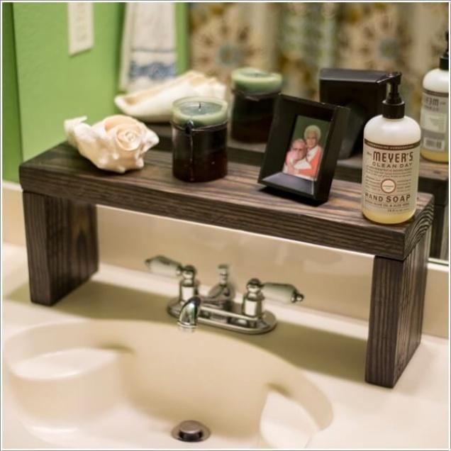 Giải pháp lưu trữ đồ thông minh cho các không gian phòng tắm chật - Nhà Đẹp Số (7)