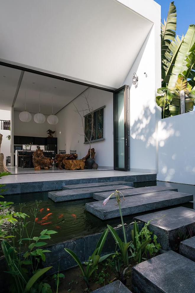 Hiện đại và truyền thống giao thoa trong ngôi nhà vườn đẹp ở Hội An - Nhà Đẹp Số (5)