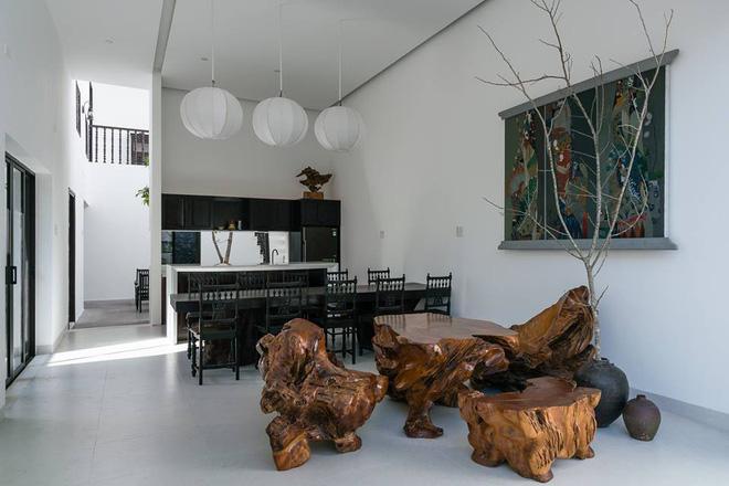 Hiện đại và truyền thống giao thoa trong ngôi nhà vườn đẹp ở Hội An - Nhà Đẹp Số (7)
