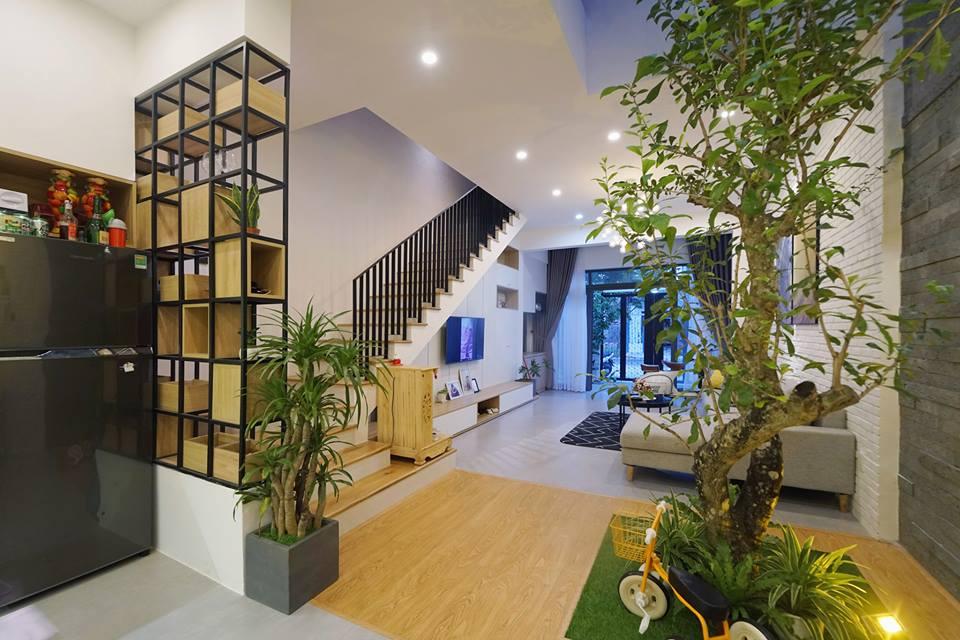 Ngắm nghía ngôi nhà phố 2 tầng đẹp ở Đà Nẵng với chi phí hoàn thiện 750 triệu đồng - Nhà Đẹp Số (11)