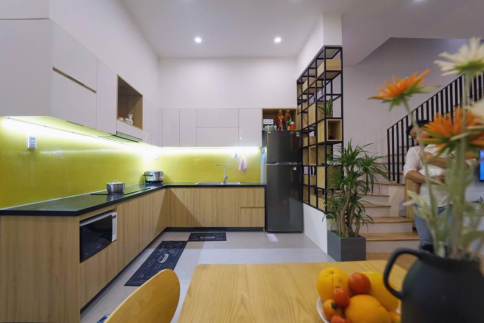 Ngắm nghía ngôi nhà phố 2 tầng đẹp ở Đà Nẵng với chi phí hoàn thiện 750 triệu đồng - Nhà Đẹp Số (13)