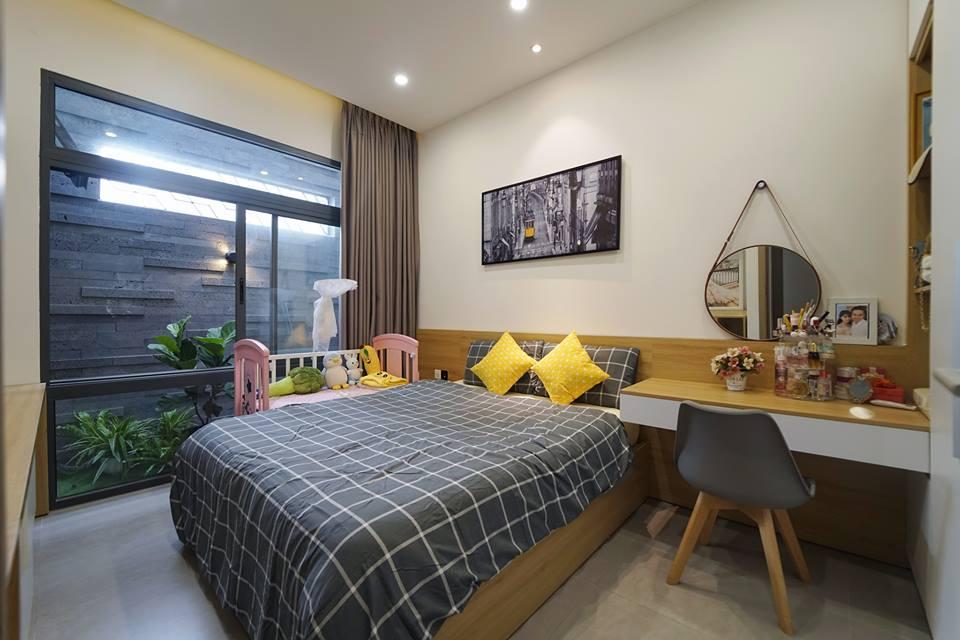 Ngắm nghía ngôi nhà phố 2 tầng đẹp ở Đà Nẵng với chi phí hoàn thiện 750 triệu đồng - Nhà Đẹp Số (16)