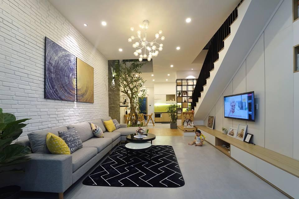 Ngắm nghía ngôi nhà phố 2 tầng đẹp ở Đà Nẵng với chi phí hoàn thiện 750 triệu đồng - Nhà Đẹp Số (5)