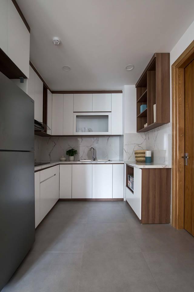 Nội thất căn hộ đẹp thanh lịch ở quận Long Biên với mức chi phí tiết kiệm - Nhà Đẹp Số (10)