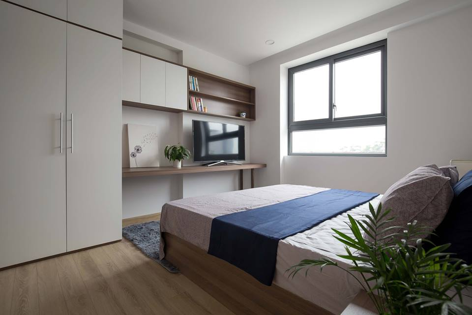 Nội thất căn hộ đẹp thanh lịch ở quận Long Biên với mức chi phí tiết kiệm - Nhà Đẹp Số (13)