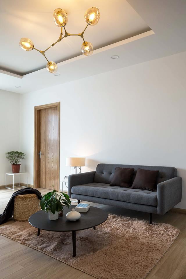 Nội thất căn hộ đẹp thanh lịch ở quận Long Biên với mức chi phí tiết kiệm - Nhà Đẹp Số (2)