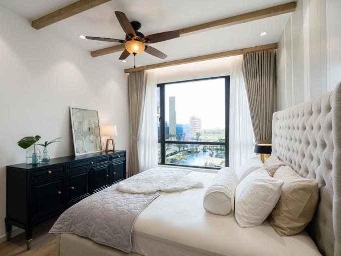 Phong cách đồng quê Mỹ trong căn hộ 2 phòng ngủ ở Sài Gòn - Nhà Đẹp Số (10)