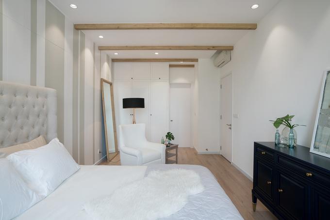 Phong cách đồng quê Mỹ trong căn hộ 2 phòng ngủ ở Sài Gòn - Nhà Đẹp Số (11)