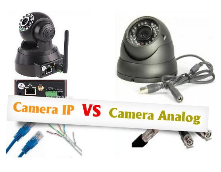 So sánh camera IP và camera analog - Nhà Đẹp Số