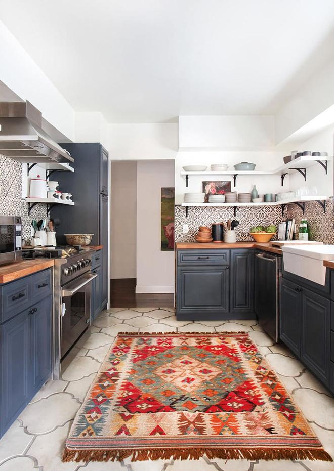 Sức hút mãnh liệt từ những không gian phòng bếp phong cách Bohemian - Nhà Đẹp Số (9)