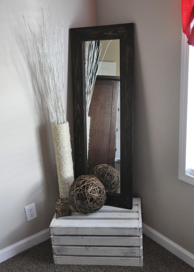 Tiết kiệm tiền trang trí nhà bằng đồ nội thất tái chế từ thùng cũ - Nhà Đẹp Số (14)