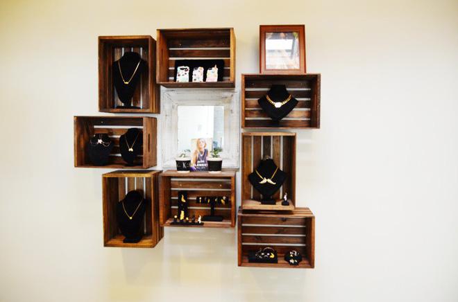 Tiết kiệm tiền trang trí nhà bằng đồ nội thất tái chế từ thùng cũ - Nhà Đẹp Số (8)