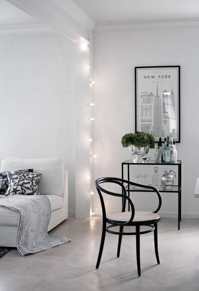 Trang trí phòng khách với đèn dây cần chú ý những gì? - Nhà Đẹp Số (11)