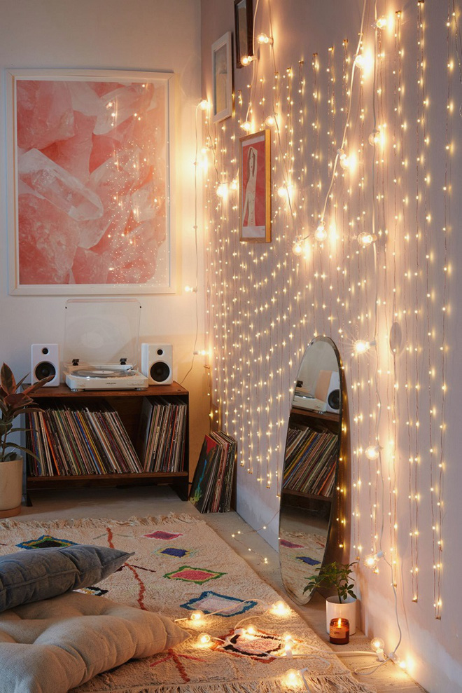 Trang trí phòng khách với đèn dây cần chú ý những gì? - Nhà Đẹp Số (15)