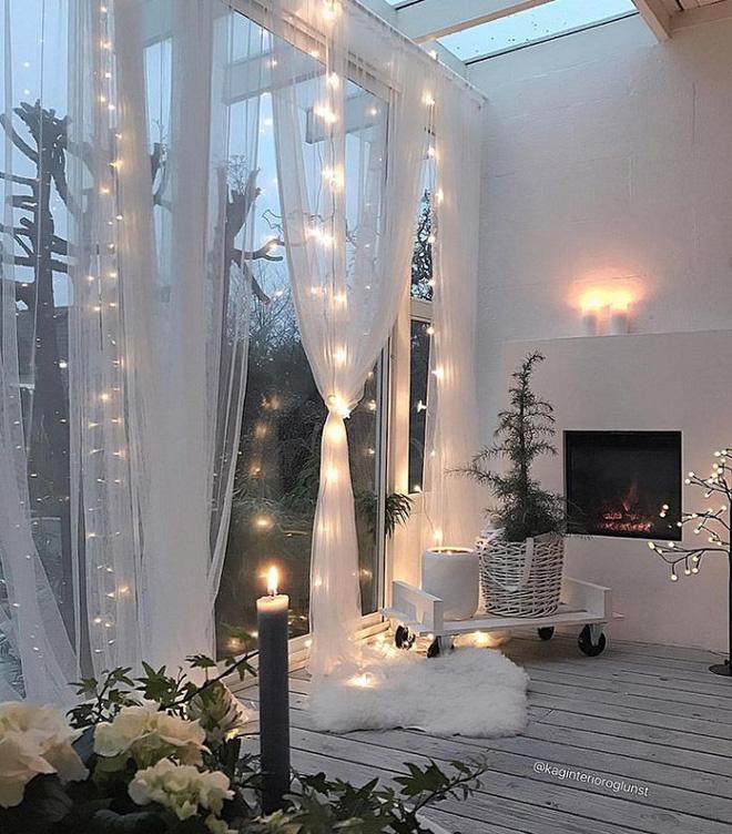 Trang trí phòng khách với đèn dây cần chú ý những gì? - Nhà Đẹp Số (8)