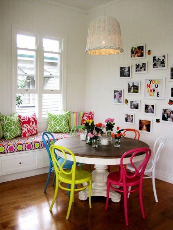 Xu hướng thiết kế phòng ăn mới toanh kết hợp bàn kiểu cũ với ghế hiện đại - Nhà Đẹp Số (13)