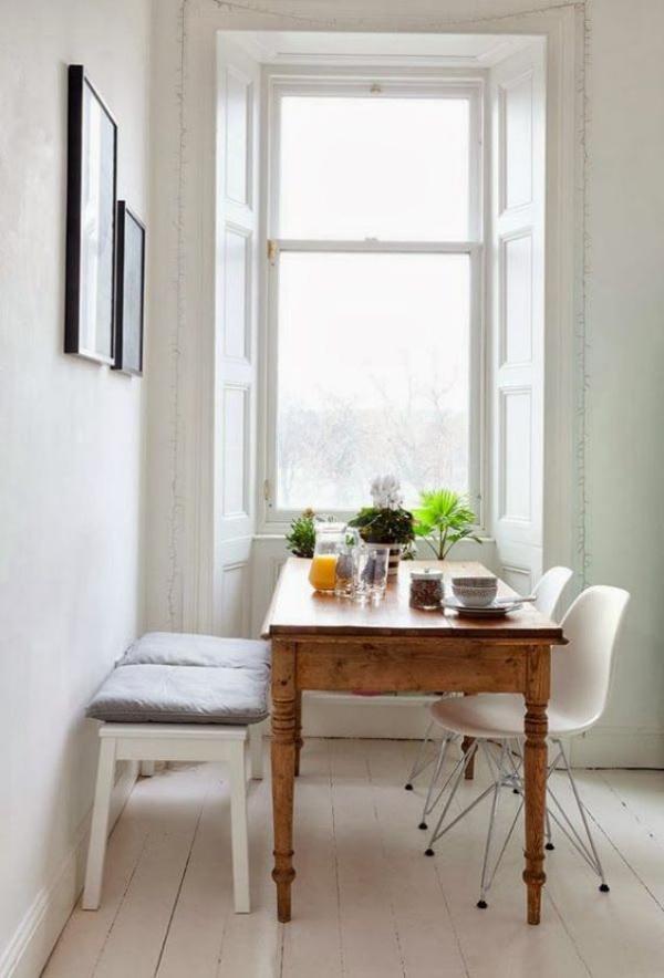 Xu hướng thiết kế phòng ăn mới toanh kết hợp bàn kiểu cũ với ghế hiện đại - Nhà Đẹp Số (4)