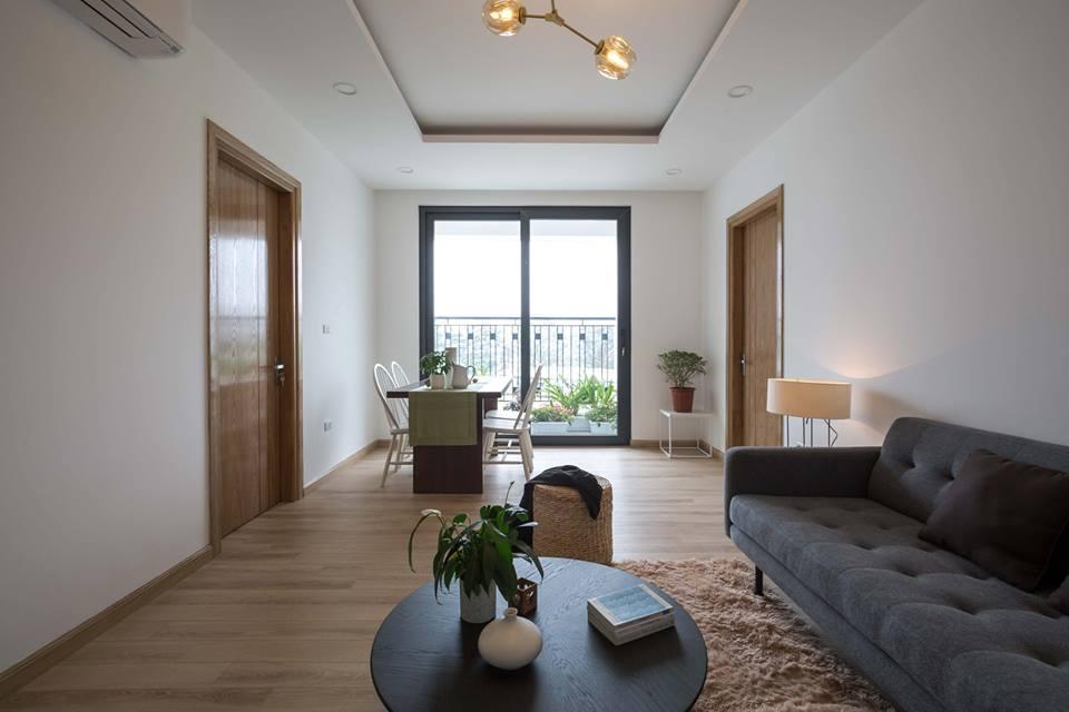Nội thất căn hộ đẹp thanh lịch ở quận Long Biên với mức chi phí tiết kiệm - Nhà Đẹp Số (6)