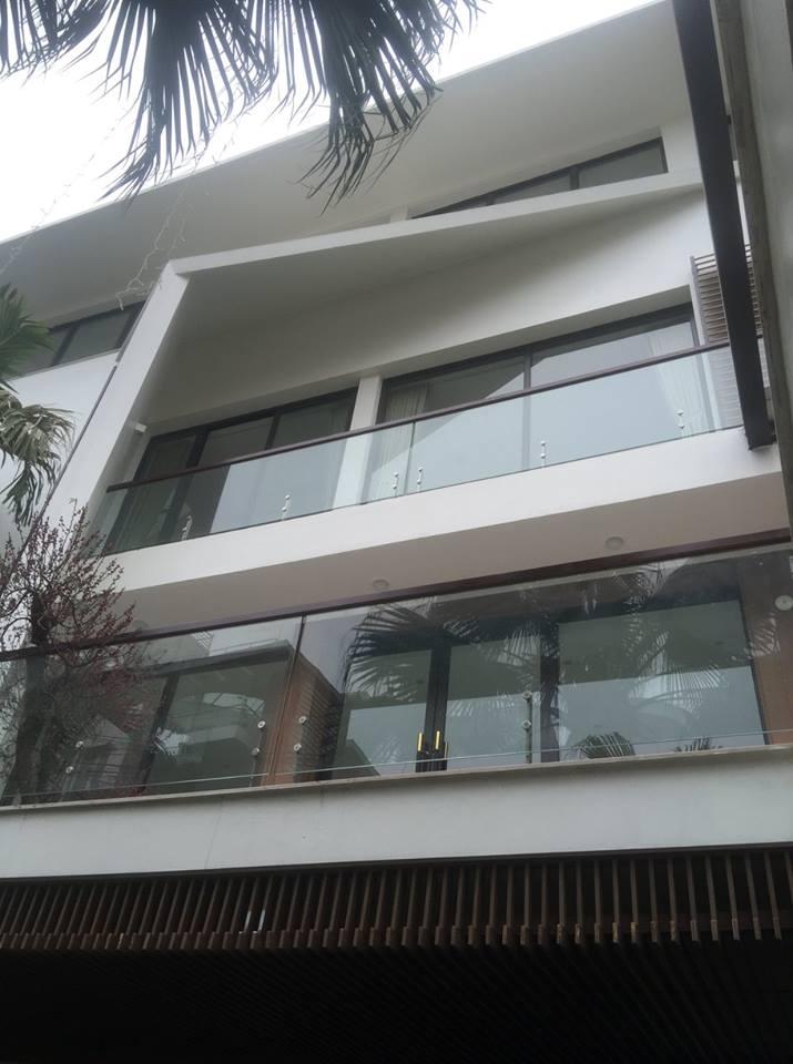 Công trình biệt thự đẹp sang chảnh ở Hà Nội - Nhà Đẹp Số (1)