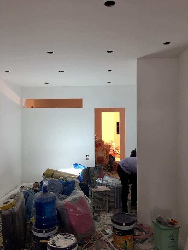 Không gian căn hộ tập thể cũ lột xác sau sửa chữa - Nhà Đẹp Số (14)