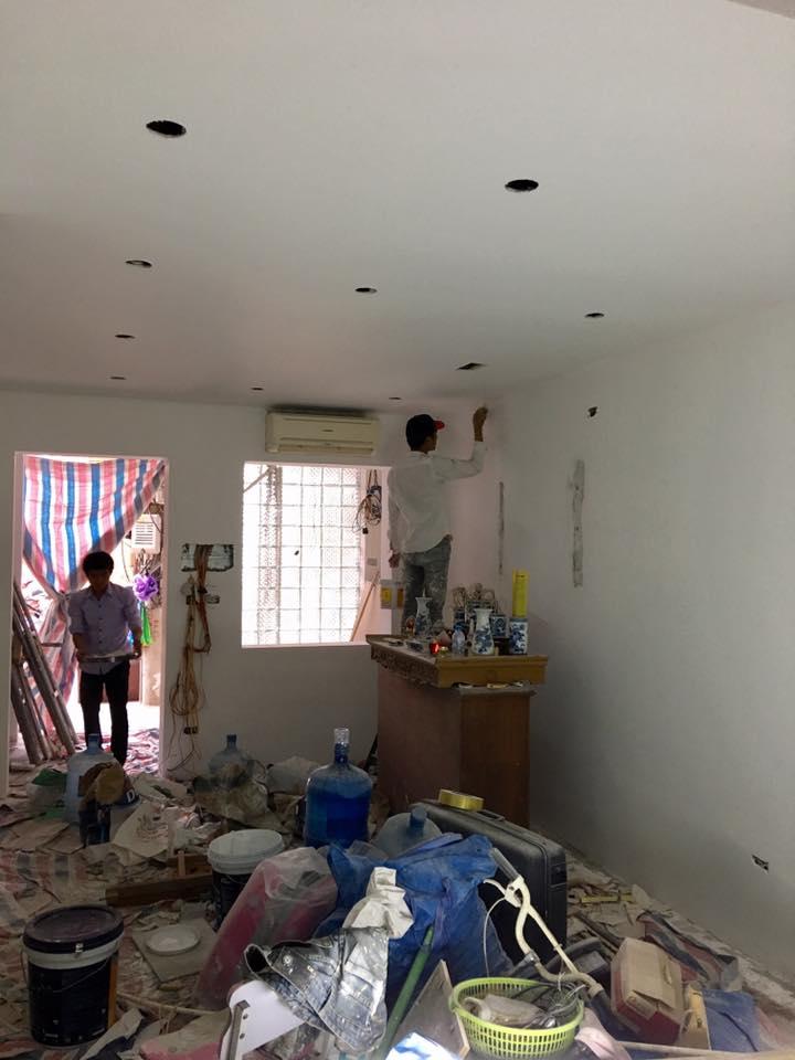 Không gian căn hộ tập thể cũ lột xác sau sửa chữa - Nhà Đẹp Số (15)
