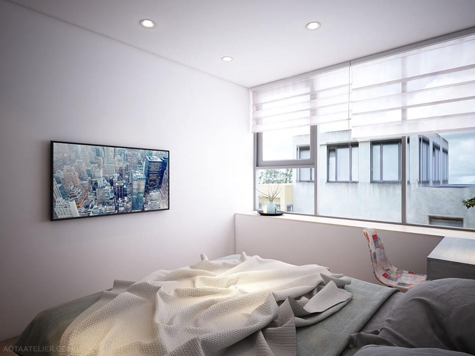 Không gian mở linh hoạt bên trong căn hộ chung cư Capital Garden - Nhà Đẹp Số (10)