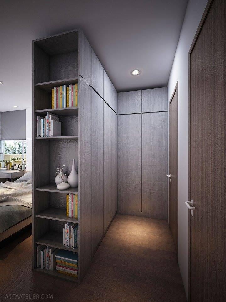Không gian mở linh hoạt bên trong căn hộ chung cư Capital Garden - Nhà Đẹp Số (11)