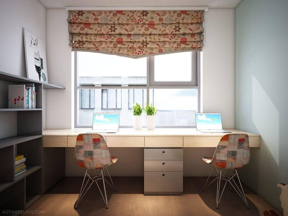 Không gian mở linh hoạt bên trong căn hộ chung cư Capital Garden - Nhà Đẹp Số (13)