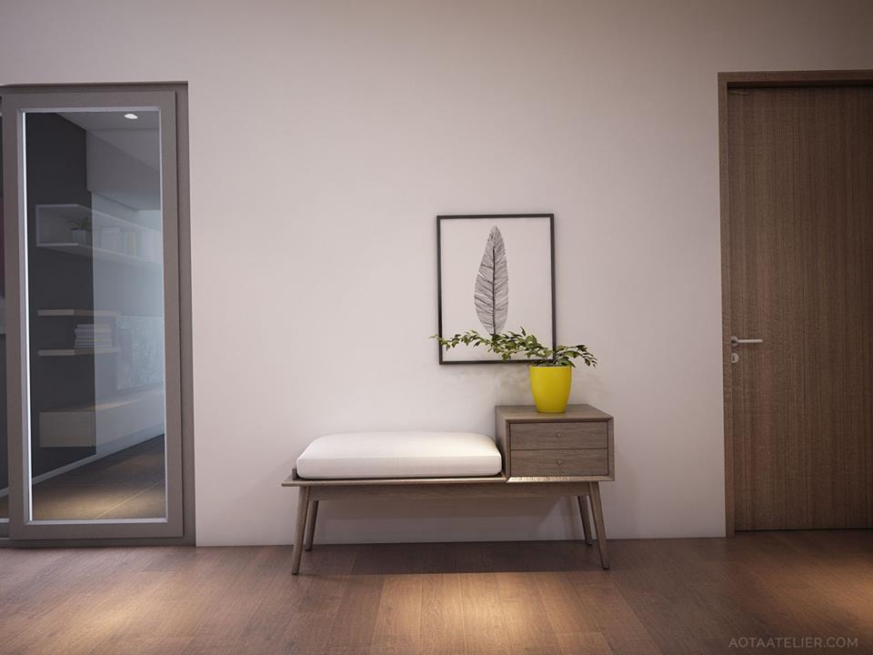 Không gian mở linh hoạt bên trong căn hộ chung cư Capital Garden - Nhà Đẹp Số (16)