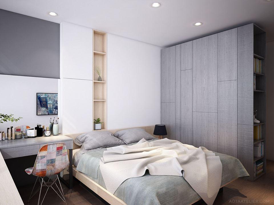 Không gian mở linh hoạt bên trong căn hộ chung cư Capital Garden - Nhà Đẹp Số (9)
