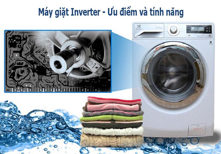 máy giặt inverter la gi-nha-dep-so