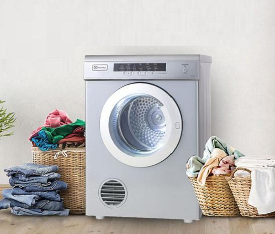 máy sấy quần áo - nhà đẹp số