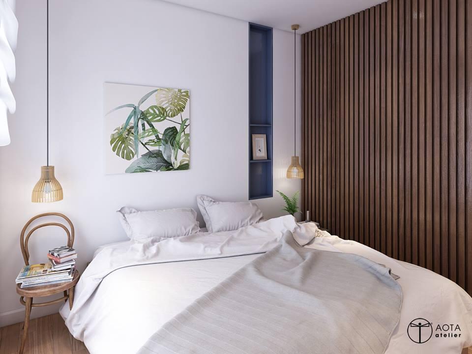 Nội thất căn hộ 90m2 đậm hơi thở vintage - Nhà Đẹp Số (8)