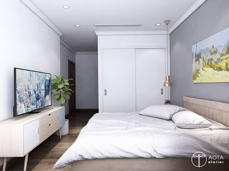 Phong cách nội thất hiện đại trong căn hộ 4 phòng ngủ chung cư Park Hill Premium - Nhà Đẹp Số (13)