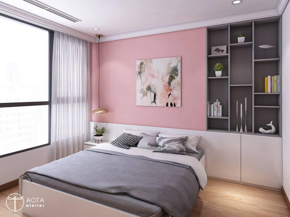 Phong cách nội thất hiện đại trong căn hộ 4 phòng ngủ chung cư Park Hill Premium - Nhà Đẹp Số (17)