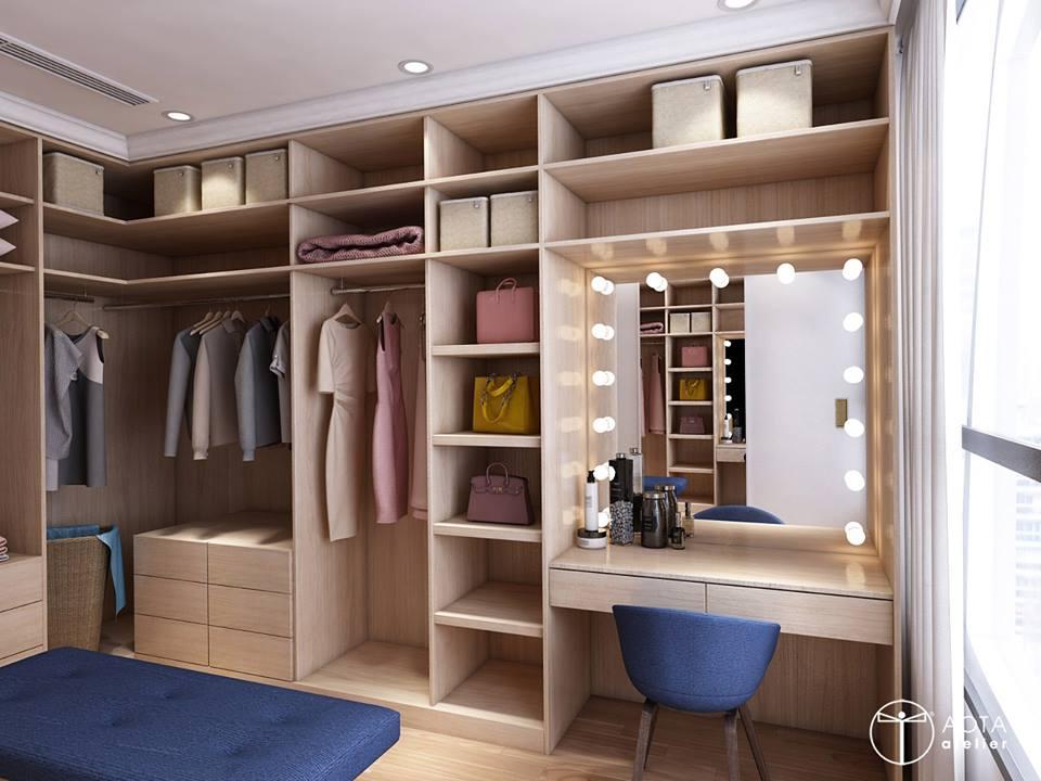 Phong cách nội thất hiện đại trong căn hộ 4 phòng ngủ chung cư Park Hill Premium - Nhà Đẹp Số (20)