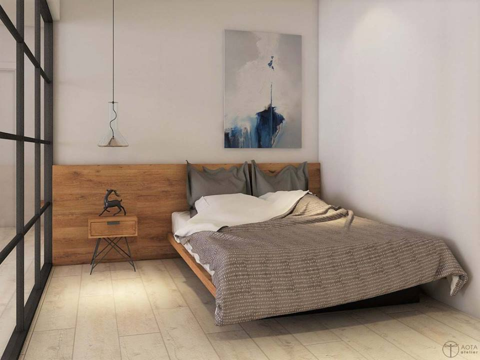 Tinh thần Bắc Âu phóng khoáng trong căn hộ chung cư 15-17 Ngọc Khánh - Nhà Đẹp Số (11)