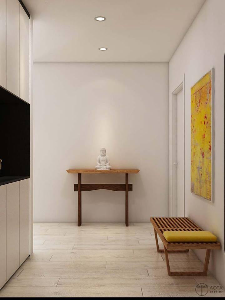 Tinh thần Bắc Âu phóng khoáng trong căn hộ chung cư 15-17 Ngọc Khánh - Nhà Đẹp Số (12)