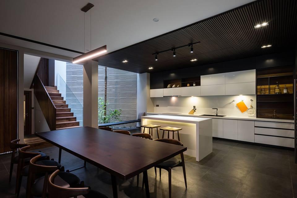 Căn biệt thự 3 tầng hiện đại sang trọng ở Đà Nẵng - Nhà Đẹp Số (8)