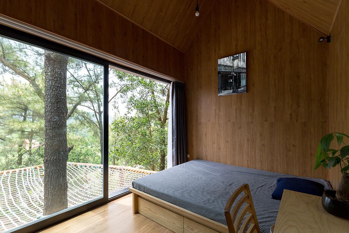 Đẹp ngỡ ngàng ngôi nhà đẹp 1 tầng nằm trên vách đồi thông ở Sóc Sơn - handyman decor - nhà đẹp số 10