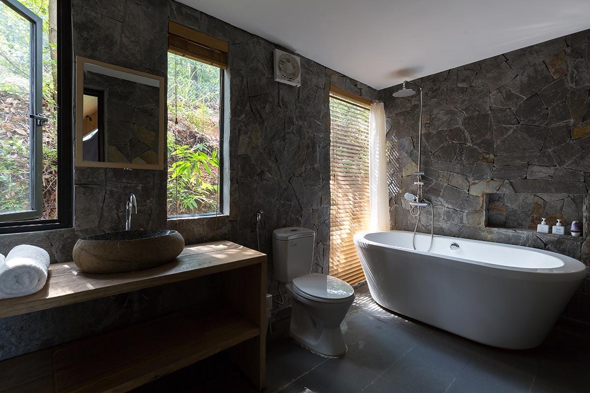 Đẹp ngỡ ngàng ngôi nhà đẹp 1 tầng nằm trên vách đồi thông ở Sóc Sơn - handyman decor - nhà đẹp số 20