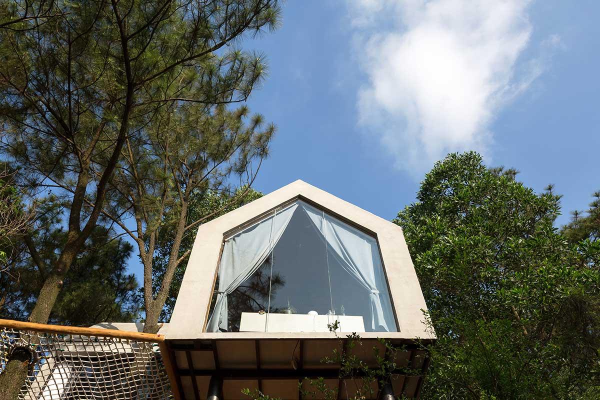 Đẹp ngỡ ngàng ngôi nhà đẹp 1 tầng nằm trên vách đồi thông ở Sóc Sơn - handyman decor - nhà đẹp số 3