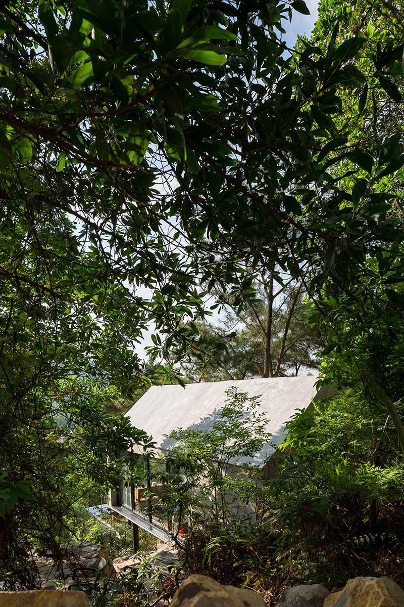 Đẹp ngỡ ngàng ngôi nhà đẹp 1 tầng nằm trên vách đồi thông ở Sóc Sơn - handyman decor - nhà đẹp số 6