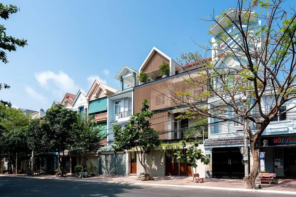 The West House: Nhà phố 4 tầng hướng tây ở Vũng Tàu lên báo ngoại - Nhà Đẹp Số (1)