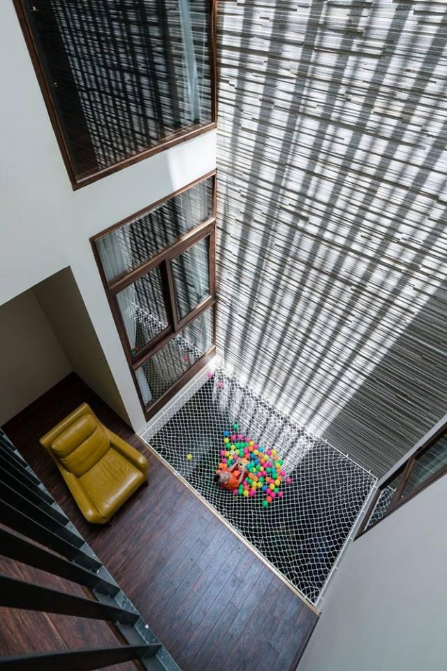 The West House: Nhà phố 4 tầng hướng tây ở Vũng Tàu lên báo ngoại - Nhà Đẹp Số (14)