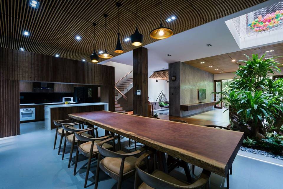The West House: Nhà phố 4 tầng hướng tây ở Vũng Tàu lên báo ngoại - Nhà Đẹp Số (3)
