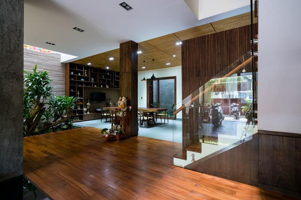 The West House: Nhà phố 4 tầng hướng tây ở Vũng Tàu lên báo ngoại - Nhà Đẹp Số (8)