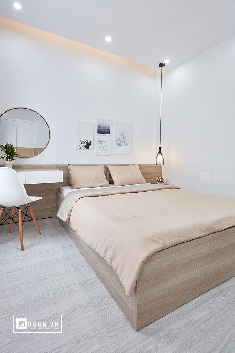 Thiết kế nội thất căn hộ 79m2 theo tinh thần Bắc Âu lãng mạn - Nhà Đẹp Số (15)