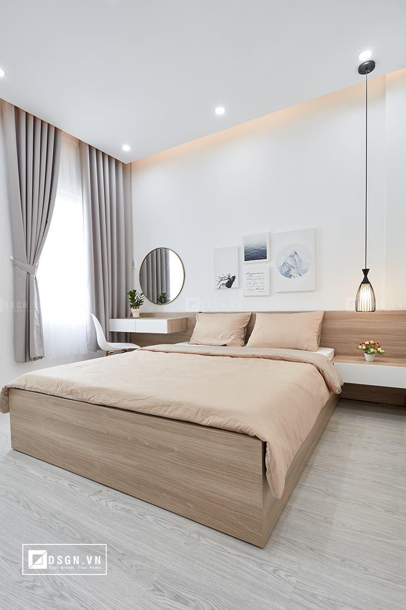 Thiết kế nội thất căn hộ 79m2 theo tinh thần Bắc Âu lãng mạn - Nhà Đẹp Số (22)
